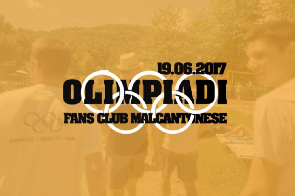 Le Olimpiadi del Fans Club Malcantonese