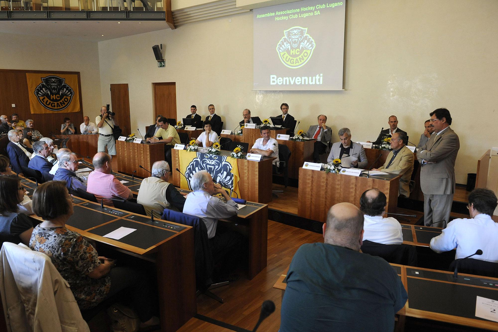 Assemblee HCL il 12 giugno a Palazzo Mantegazza
