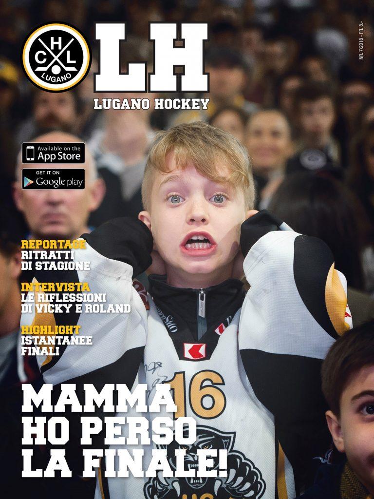 Lugano Hockey luglio 2018