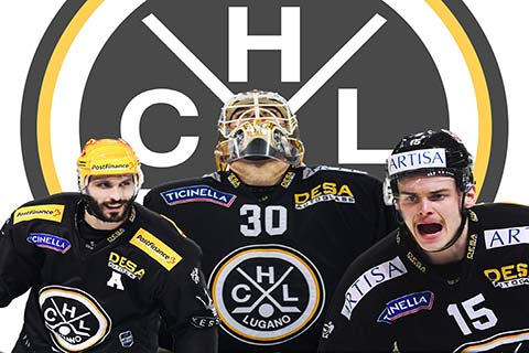 Swiss Ice Hockey Award 2018: tre candidati HCL
