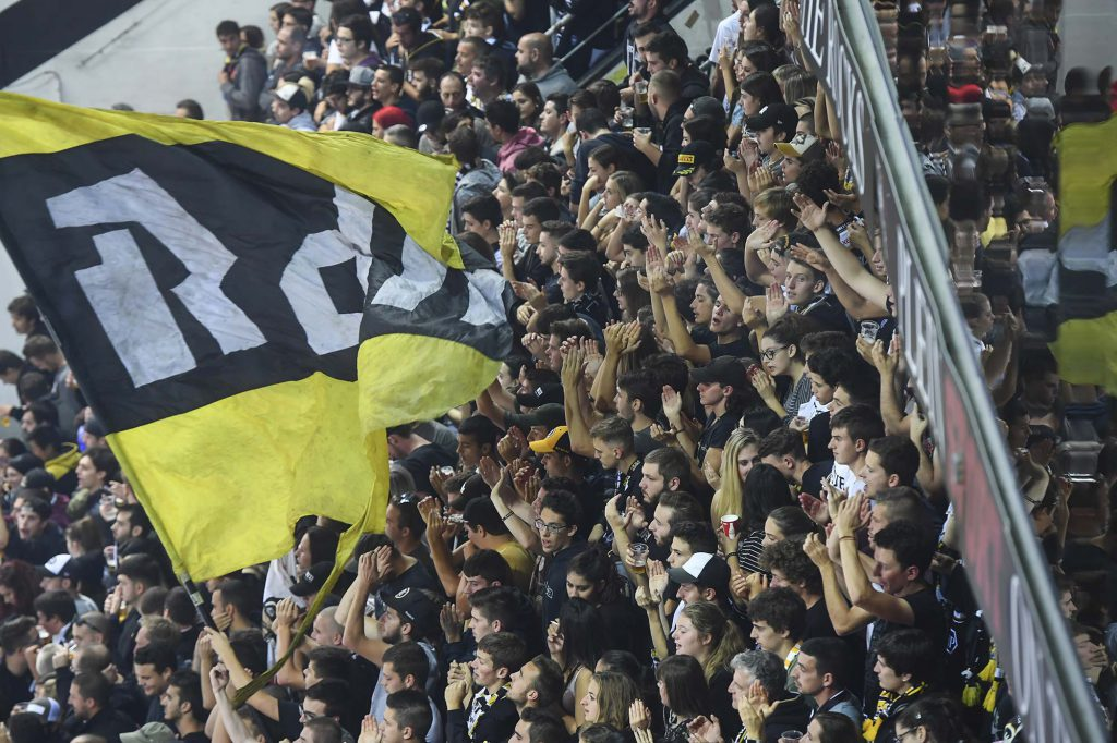 Swiss Cup game against Zug pre-sale opens