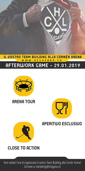Afterwork Game - 29.01.2019 Banner laterale