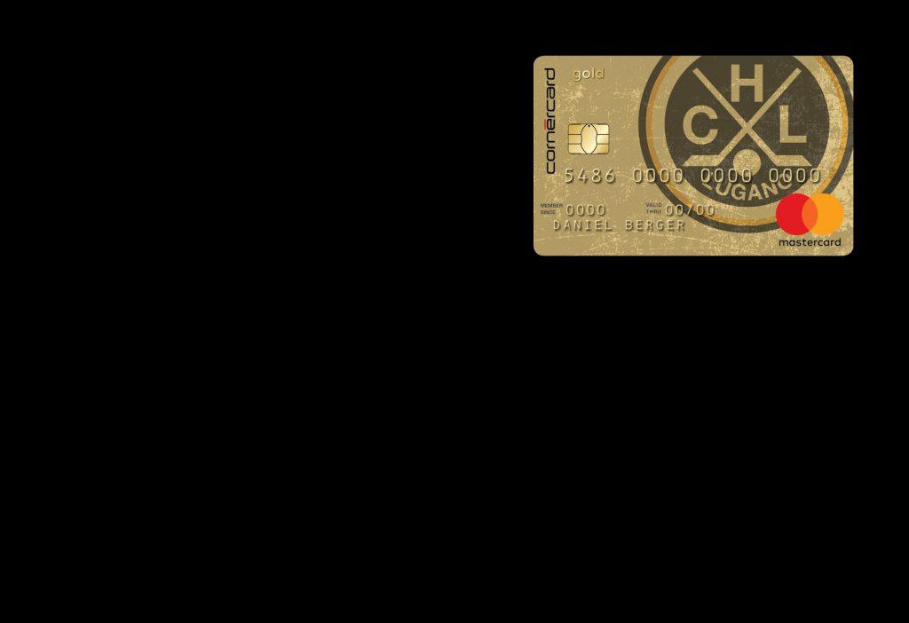 Sciarpa LVGA edizione limitata per chi ordina una Cornèrcard HCL Gold