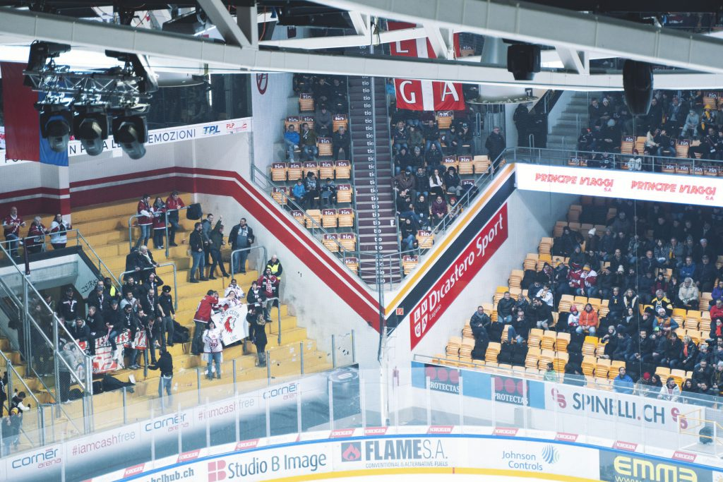 Family Corner HCL Cornèr Arena
