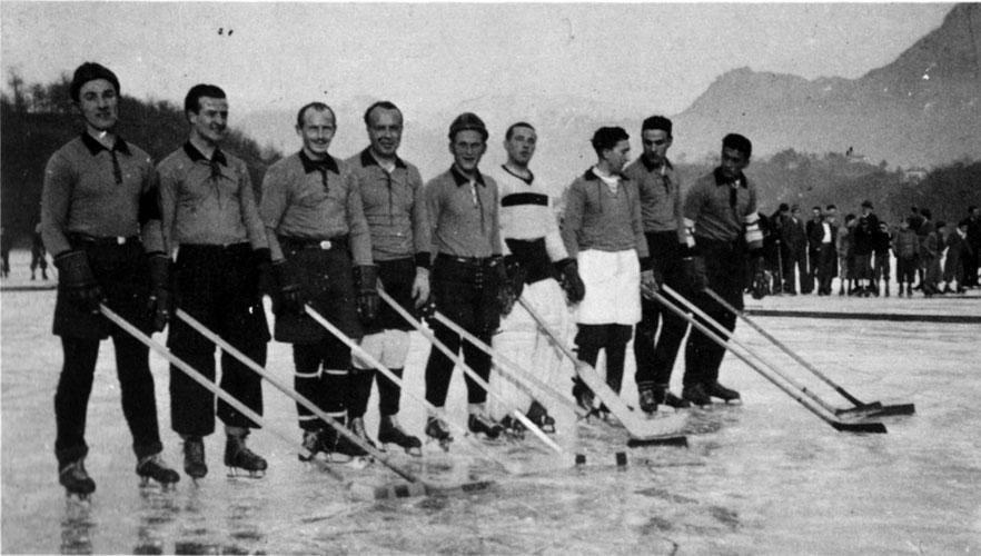 Storia HCL 1940
