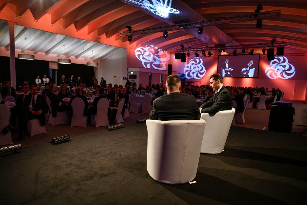 Serata di gala GWC-Fondazione HC Lugano Academy