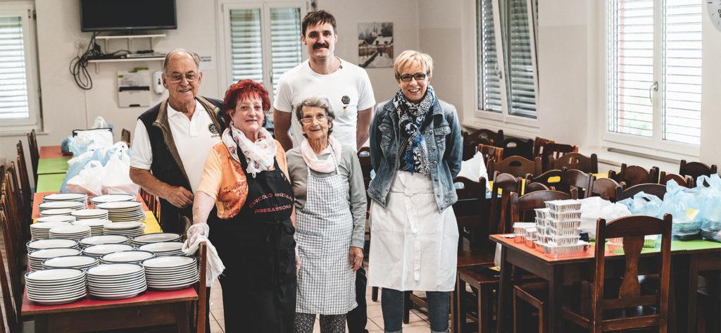 Alessandro Chiesa Circolo Anziani Pregassona